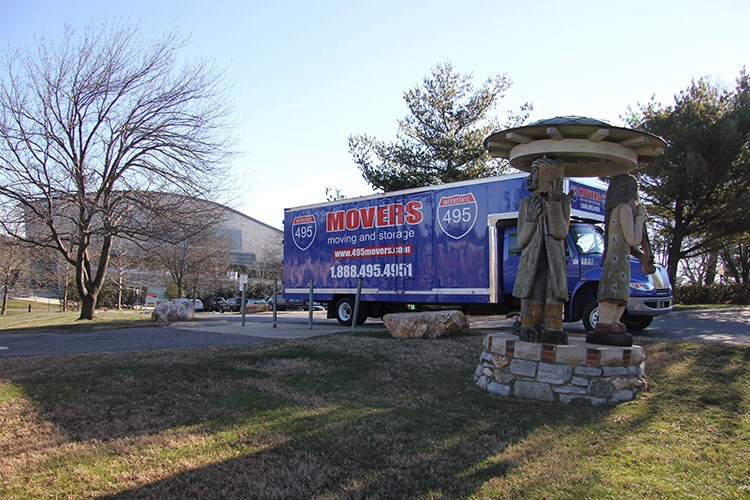 Bethesda Moving and Storage | Bethesda Movers | 495 Moving and Storage
