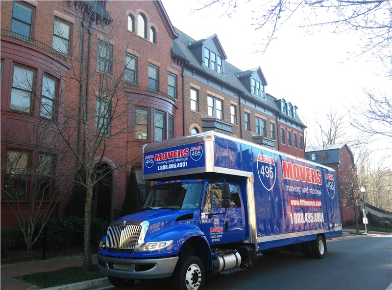 Potomac Movers | Potomac Local Moves | 495 Moving & Storage