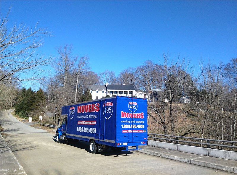 Columbia Moving Company | 495 Movers