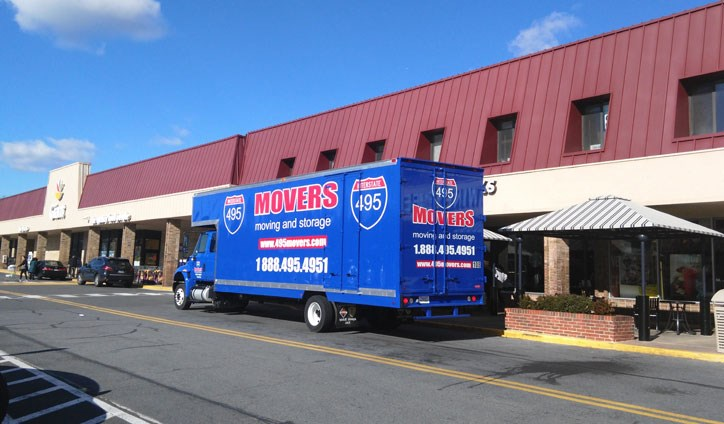 Commercial Movers for Rockville