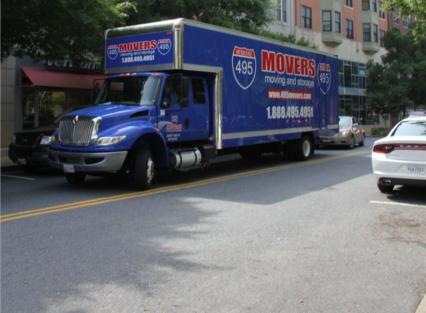 moving company rockville md