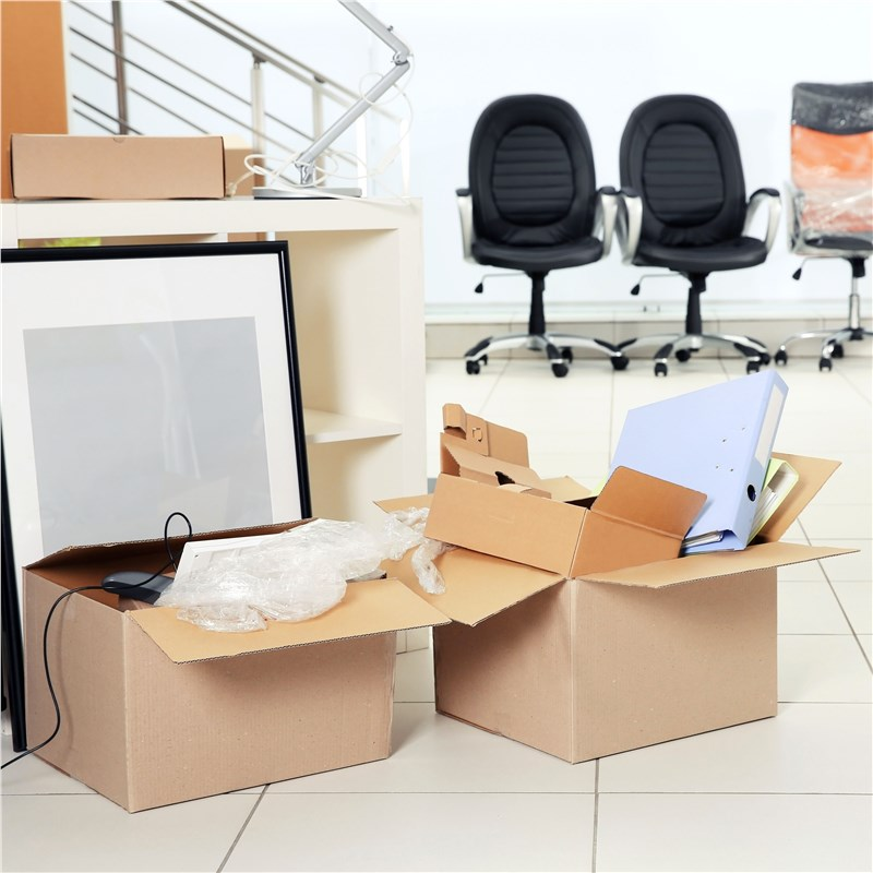 Should You Hire Professional Office Movers?
