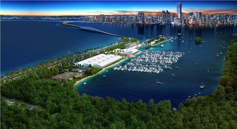 THE 2016 INTERNATIONAL MIAMI BOAT SHOW – NEW SHOW! NEW VENUE!