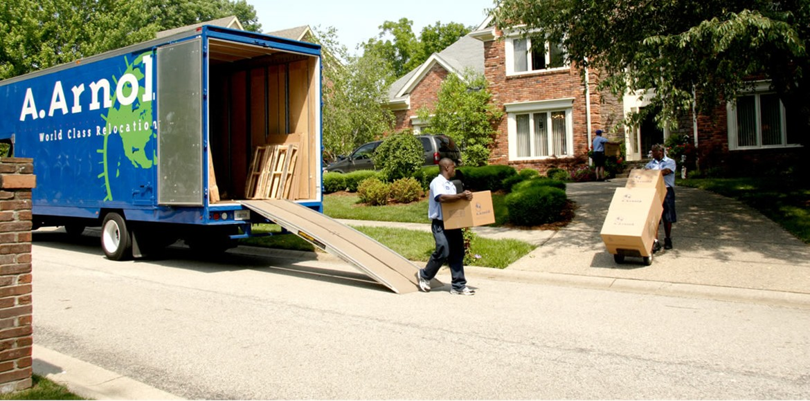 A. Arnold Moving Company