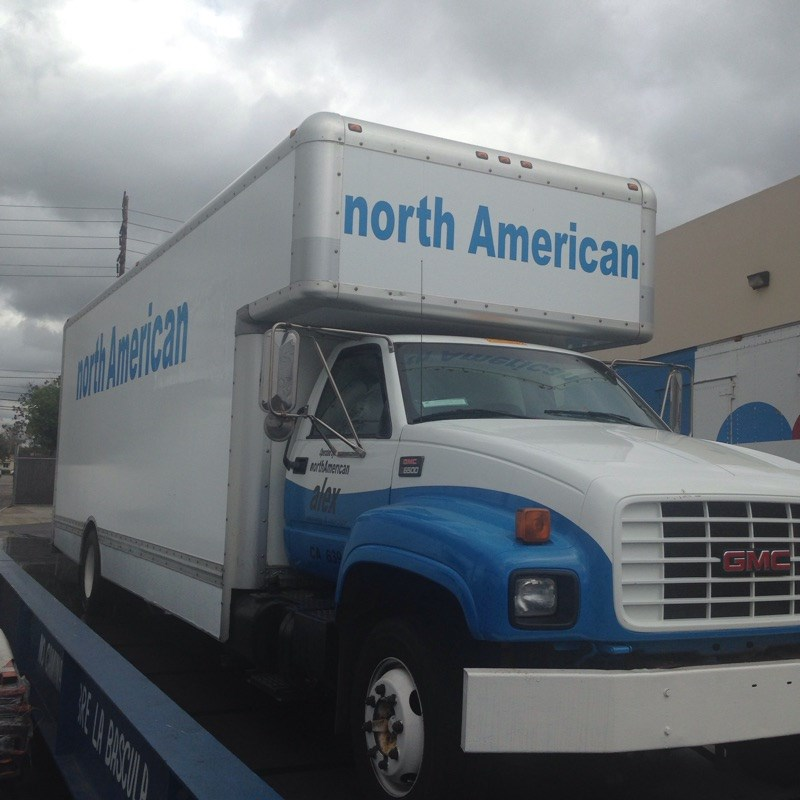 Orange County Movers' New Trucks and Larger Fleet