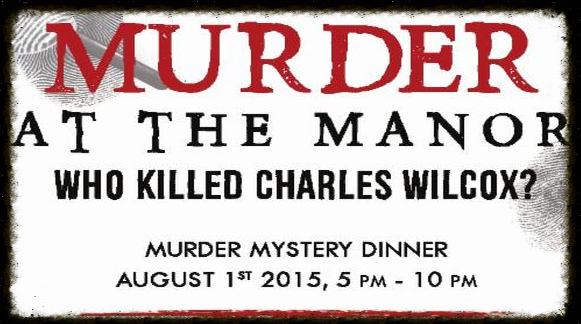 murder mystery dinner in Tustin orange county CA