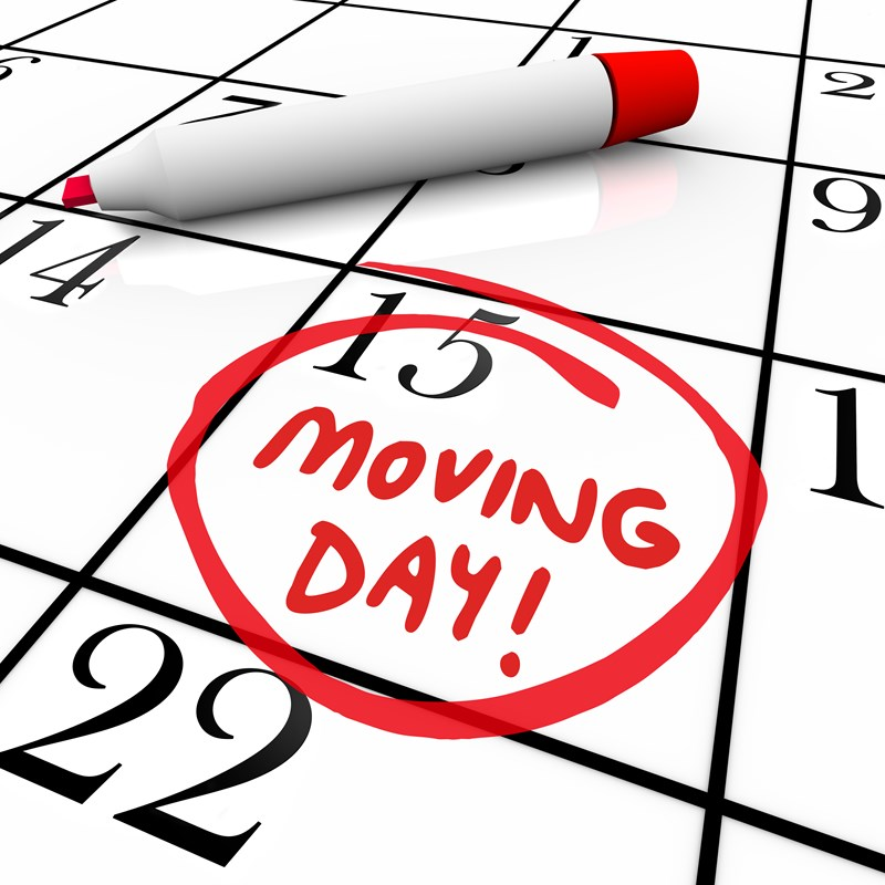 Scheduling your summer move now