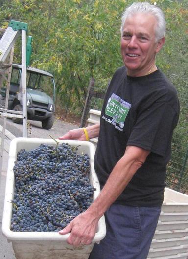 OC Fair Wine Contest Medalist Gene Micco