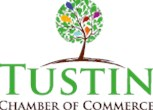 It's Official! We are Tustin Chamber of Commerce Members!