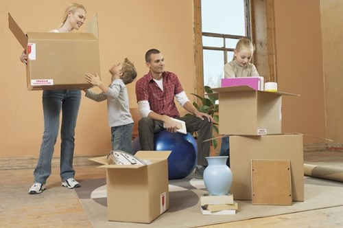 Big Help for Big Family Moves