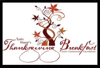 Tustin Mayor's Thanksgiving Breakfast