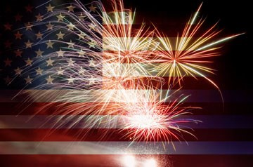 Celebrate the 4th of July in Orange County!