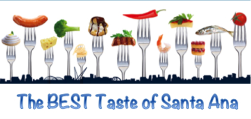 Enjoy the 3rd Annual Best Taste of Santa Ana May 21