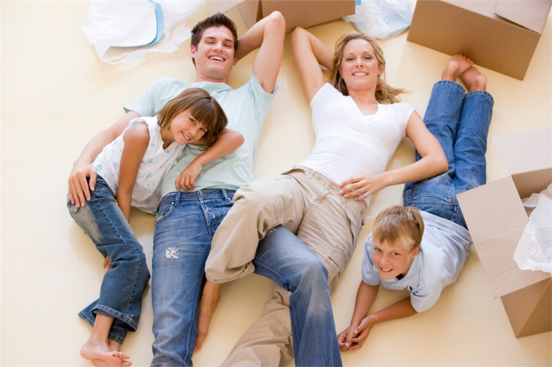 How to Help Your Kids Through the Moving Process