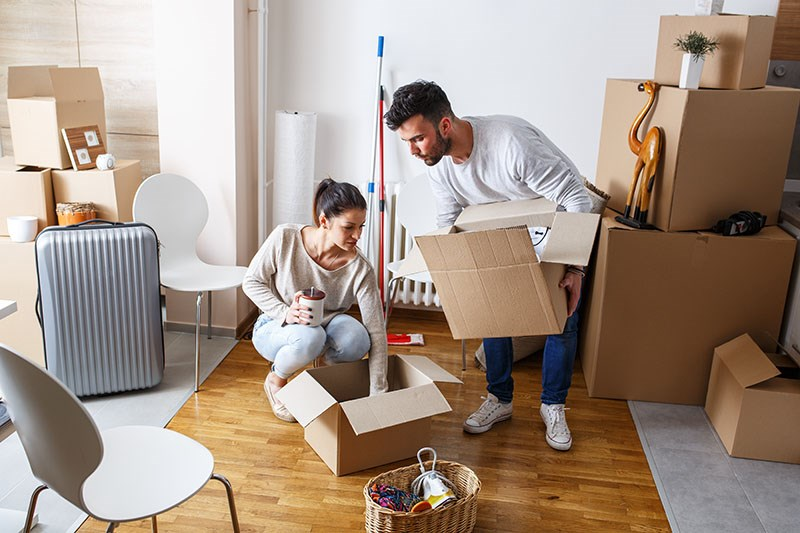 Moving Made Easy: 4 Tips for First Time Movers