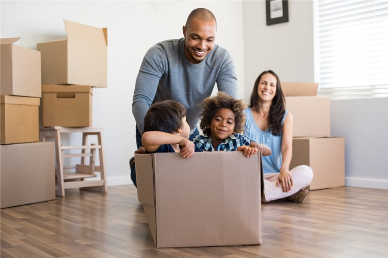 Transitioning Kids to a New Home