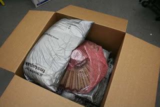 Shipping Tiffany Lampshade - Step 7