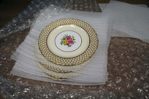 Packing Fine China for Shipping