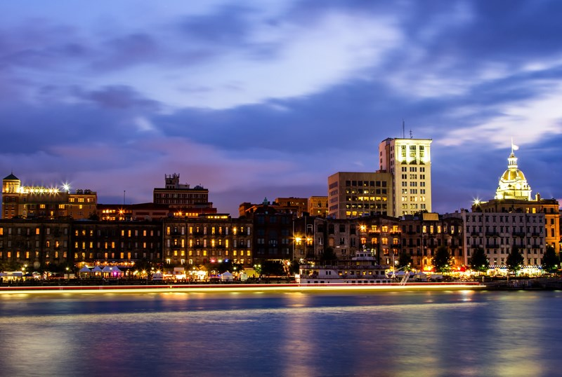 4 Places to Experience in Savannah