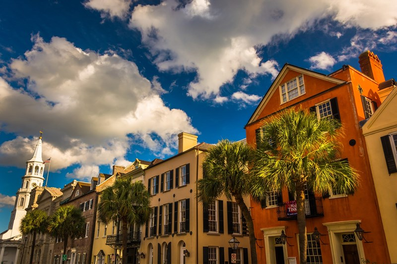 Everything You Want in an American City: Charleston, SC