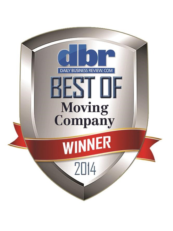 Bekins of South Florida Voted Best Moving Company in South Florida for Third Time!