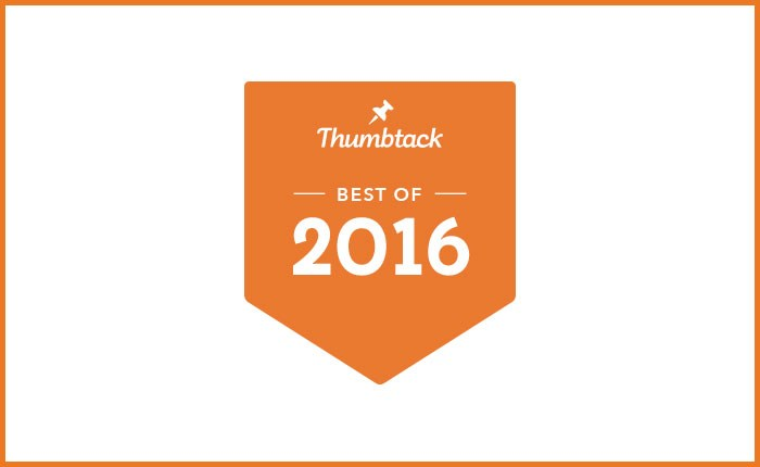 Bekins of South Florida Wins Thumbtack Best of 2016 Award