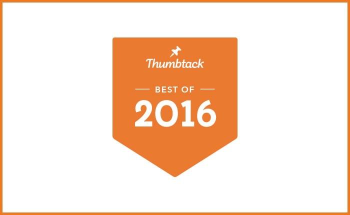 Bekins of South Florida Wins Thumbtack Best of 2016 Award