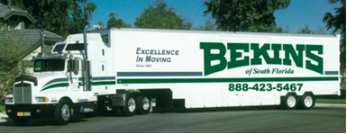 Bekins of South Florida Offers Professional Commercial Moving Services