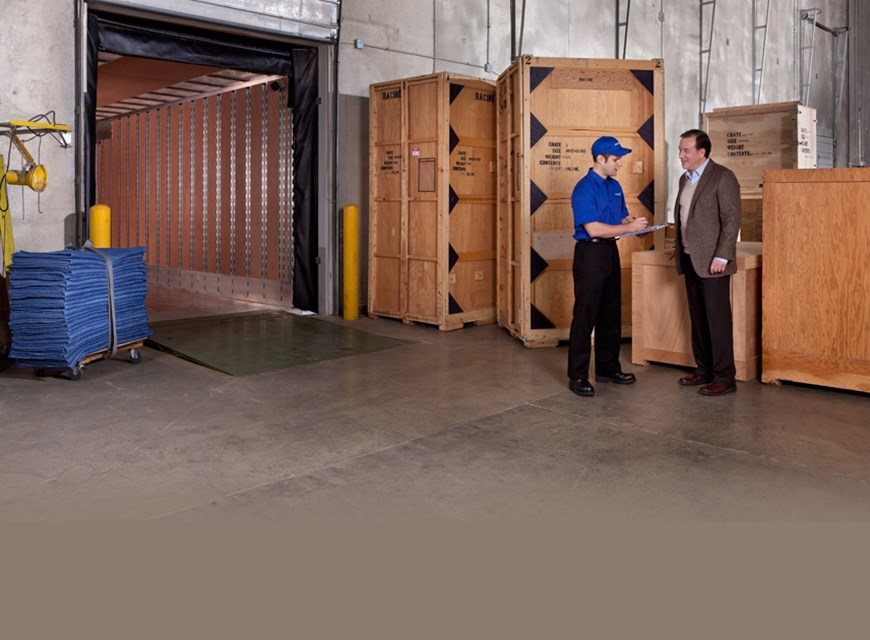 Chicago storage - commercial warehouse and household storage