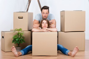 The Physical Cost of a DIY Move