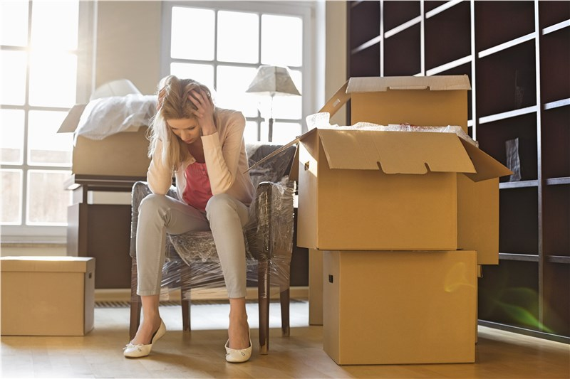 Top Ten Moving Day Mistakes