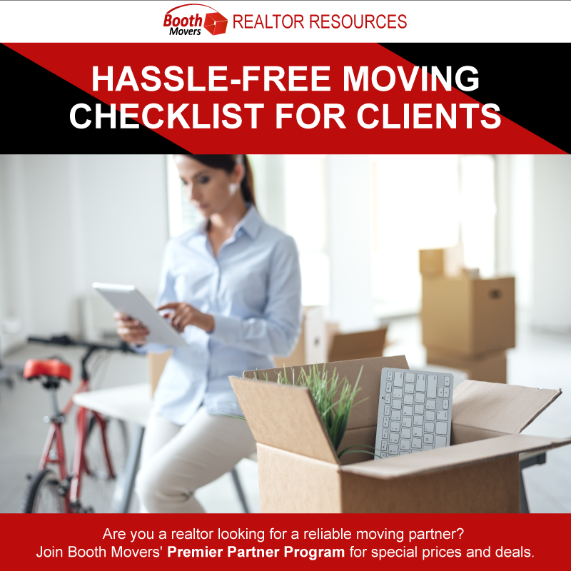 Moving Checklist for a Hassle-Free Experience