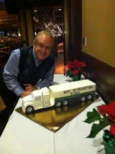 Jim May Retire After 37 Years of Wonderful Service!