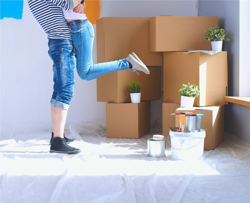 Checklist For Moving Into Your First House