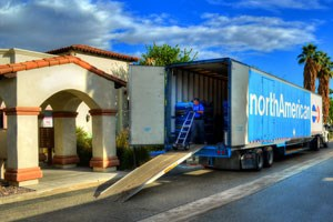 Moving Locally in Palm Springs? No One Beats Burgess' Residential Movers!