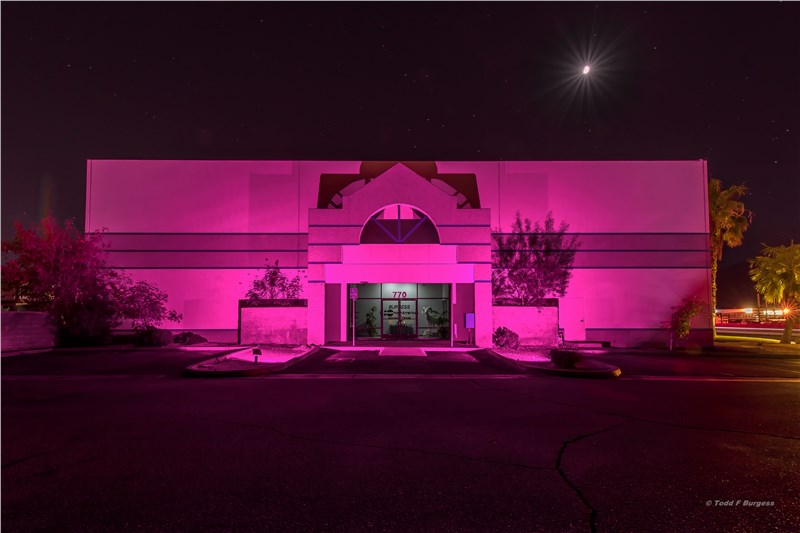 Burgess northAmerican Goes Pink for Breast Cancer Awareness Month!!