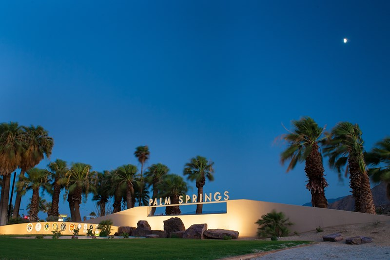 Escape Winter: Warm Up in Palm Springs