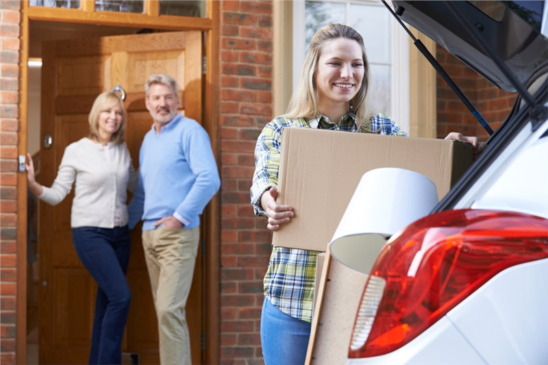 5 College Moving Tips for the Whole Family