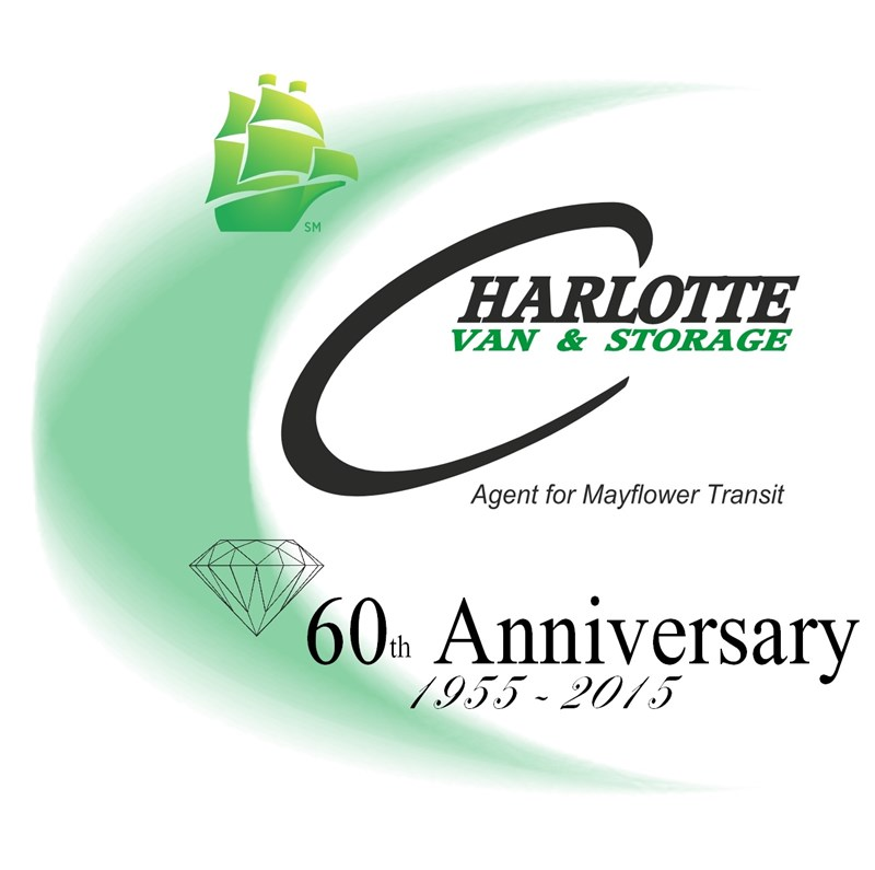 Charlotte Van & Storage Celebrates 60 Years!