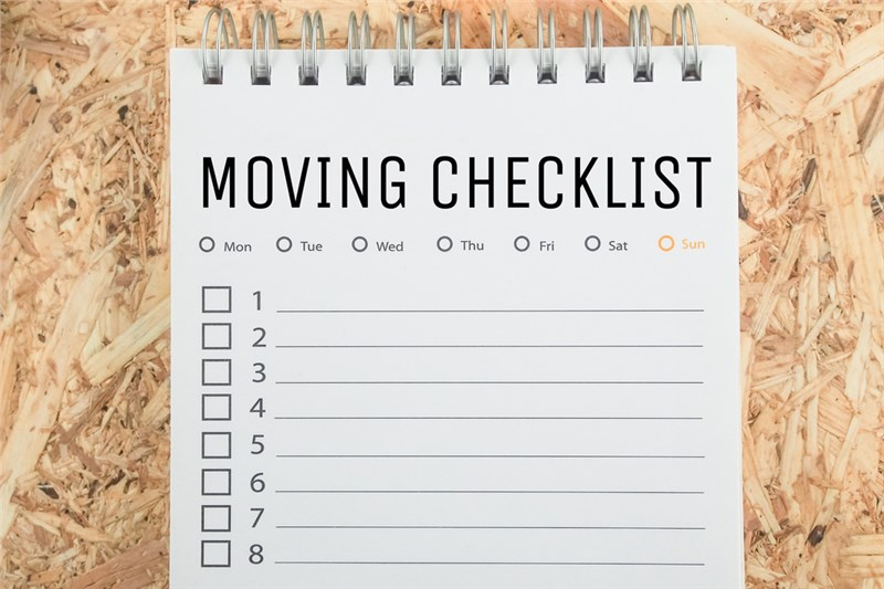 How to Create the Perfect Moving Checklist