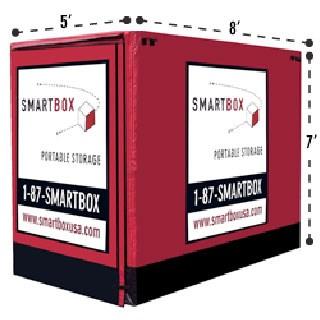 SMARTBOX Portable Storage in Philadelphia