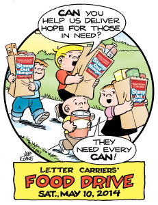 Coleman Allied Atlanta Participates in NALC Stamp Out Hunger