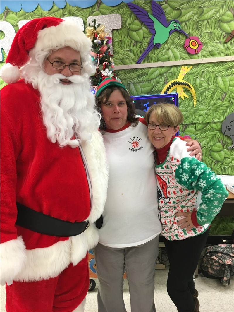 Coleman's Santa, Huffy Bike Traditions Continue