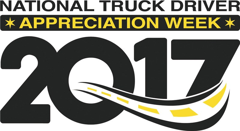 Trucking Industry Celebrates Start of National Truck Driver Appreciation Week