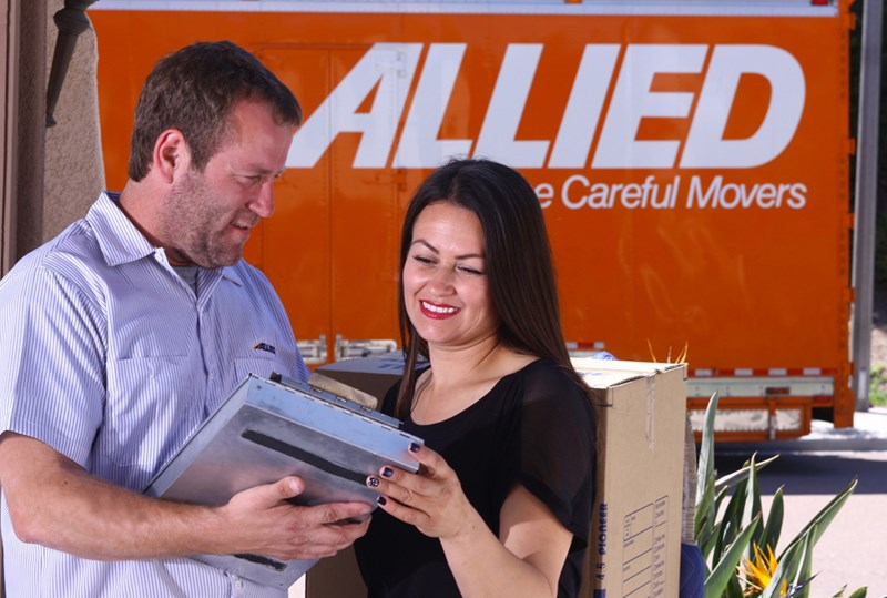 Allied Offers Summer Moving Tips, Announces Salvation Army Partnership