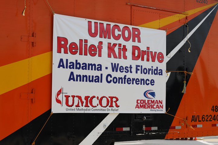 Coleman Allied Assists with UMCOR Relief