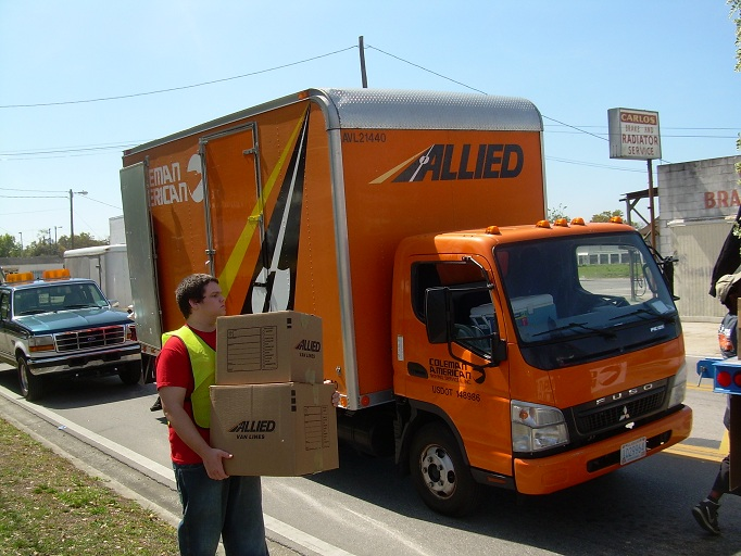 Coleman Allied: From Moving Company to Moving Float for a Day in Strawberry Festival