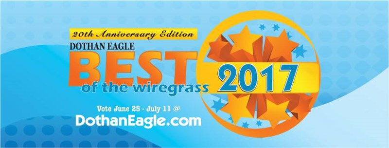 Coleman Participates in Dothan Eagle's Best of the Wiregrass 2017