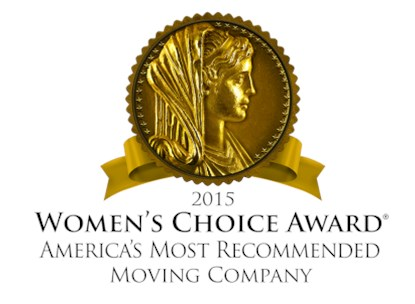 Allied Van Lines Win Women's Choice Award