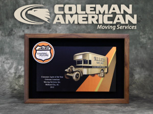 Coleman Allied Awarded Top Consumer Sales Agent for Allied Van Lines
